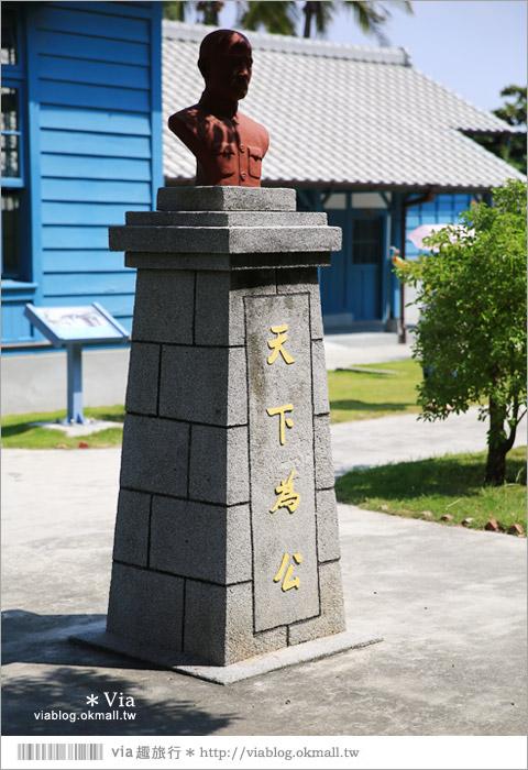 【北門一日遊】北門景點推薦~北門出張所+北門嶼基督教堂14