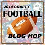 Crafty Football Blog Hop