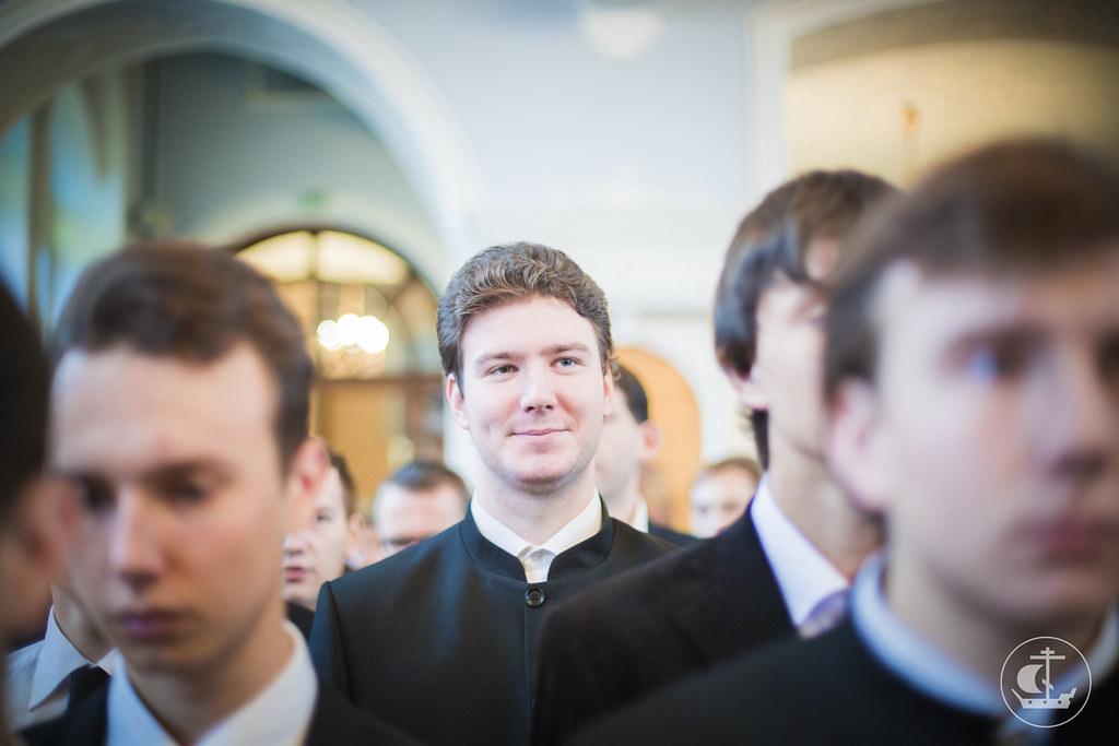 12 октября 2014, Неделя 18-я по Пятидесятнице / 12 October 2014, 18th Sunday after Pentecost