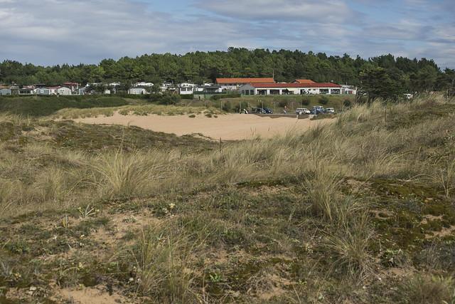 Pasarela de Playa Loredo