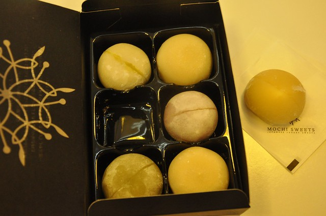 Japanese Luxury Mochi Sweets