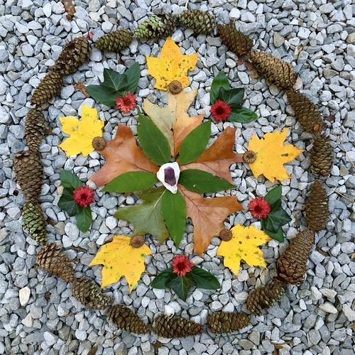Season Turning Mandala