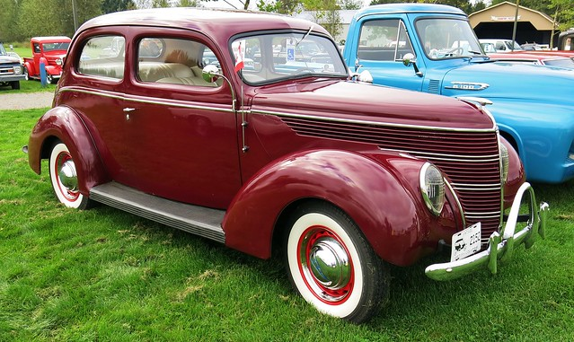 1938 ford standard tudor sedan flickr photo sharing for 1938 ford 2 door coupe
