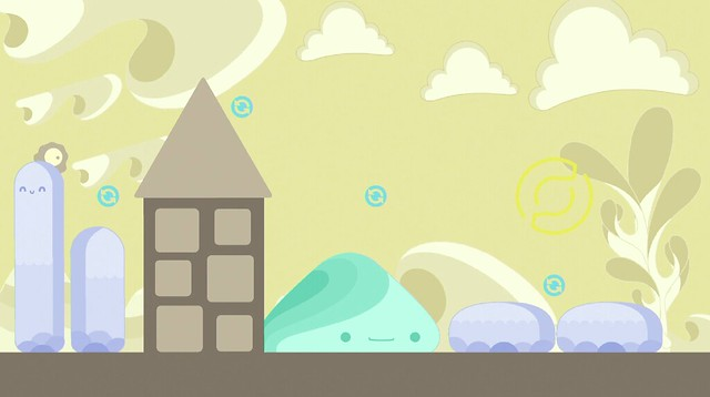 Sound Shapes Lizzywanders Art Pack