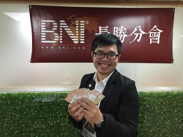 BNI長勝分會20141014