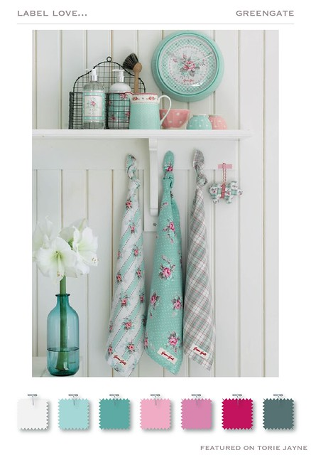 GreenGate Autumn Winter 2012