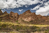 Mountain View in Pine Canyon - Big Bend National Park, Texas
