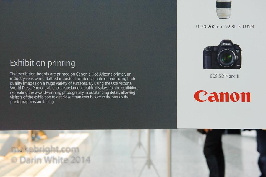 World Press Photography Show 2014 - Toronto 014