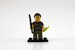 LEGO Collectible Minifigures Series 12 (71007) - Dino Tracker
