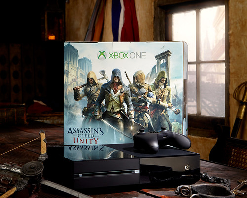 Assassins Creed Xbox One Bundle