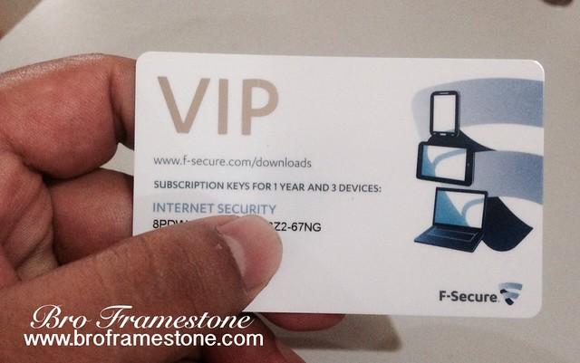 VIP F-Secure Antivirus