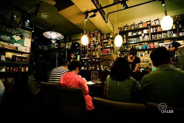 [台北 大安]–經典的最後一瞥,帥氣有型–RUFOUS COFFEE