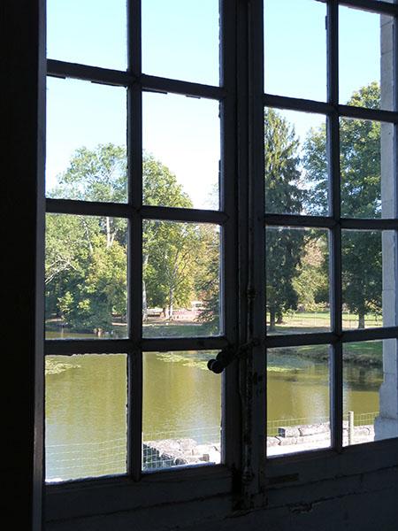 fenêtre salle à manger