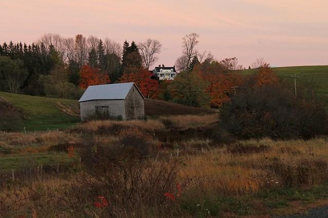 Cremona Farm, Newport, NS