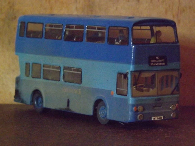 Reliance Daimler Fleetline 1129, Fujifilm FinePix SL245