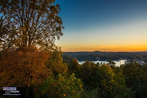 autumn sky lake fall nature water sunrise georgia unitedstates fallcolors gainesville lanier lakelanier hallcounty thesussman sonyslta77 sussmanimaging