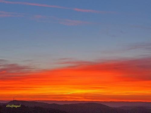 paisaje amanecer