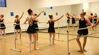 Mid-Atlantic Ballet conservatory director talks success and hardship