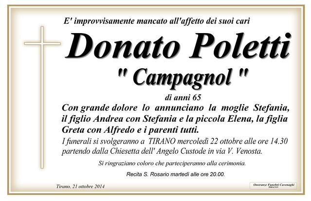 Poletti Donato