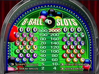 free 8-Ball Slots free spins feature
