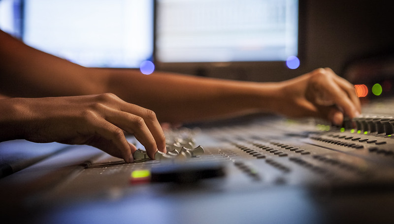 Sound Mixing Suite