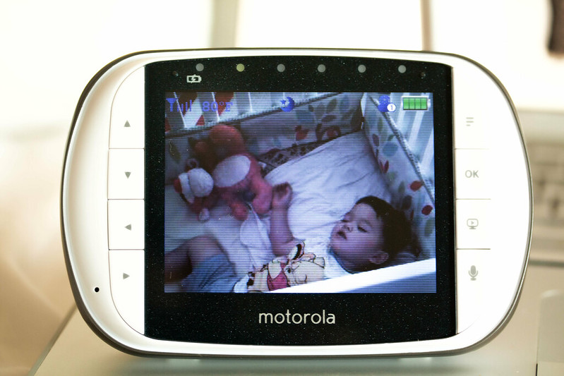 cute & little blog | motorola MBP36S baby monitor #motorolababymonitor