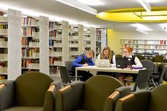 Bibliothèque de l'ITHQ