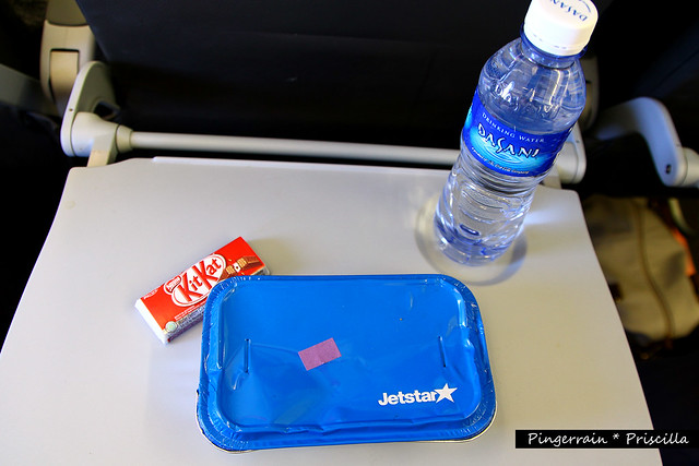Jetstar In-flight Food (Blue)