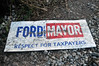 Ford Sign 2014