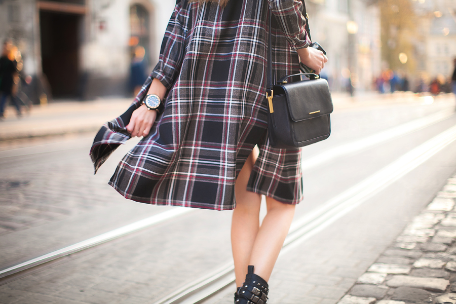 plaid-checkered-coat-street-style