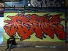 Abak graffiti, Leake Street