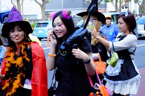 Kawasaki Halloween parade 2014 55