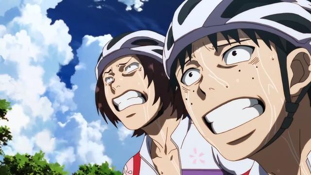 Yowamushi Pedal ep 37 - image 05