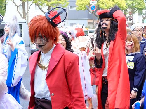 Kawasaki Halloween parade 2014 68