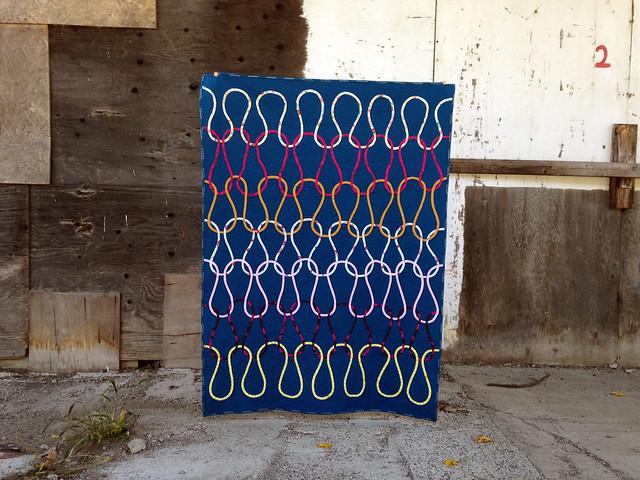 knit stitch quilt