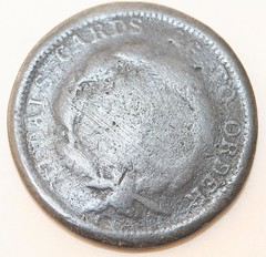Samuel Black token 1860-rev