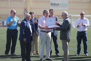 Homenaje a una institución de la medicina deportiva