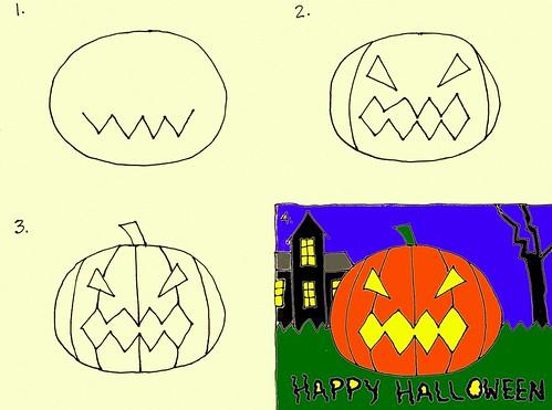 Halloween PumpkinAC