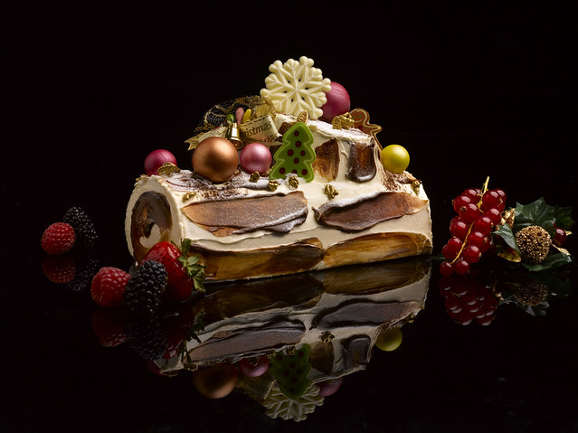 St Regis Singapore Xmas 2014 - Triple Chocolate Decadence