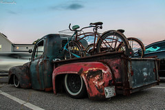 1949 Ford F-100 Rat Rod Pickup Truck