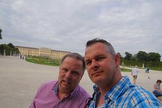 142 Schönbrunn Selfie