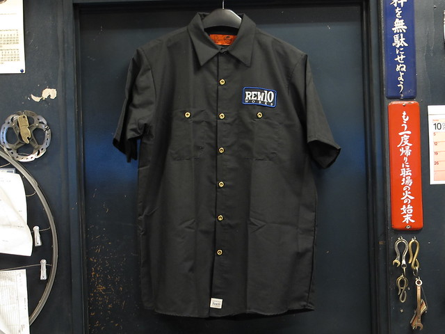 Rew10 Work Shirts S/S