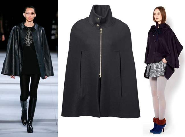 4 - cape - saint laurent - porsche design - westwood