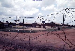 Bình Hòa, tx. Thuận An, Bình Dương 1970 - Photo by Keith McGraw