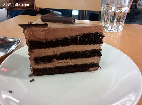 Bittersweet Chocolate Buttercream