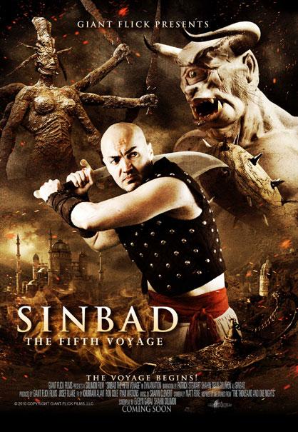 Huyền Thoại Sinbad