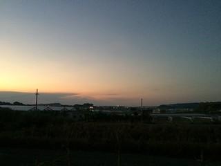 爽やかな朝