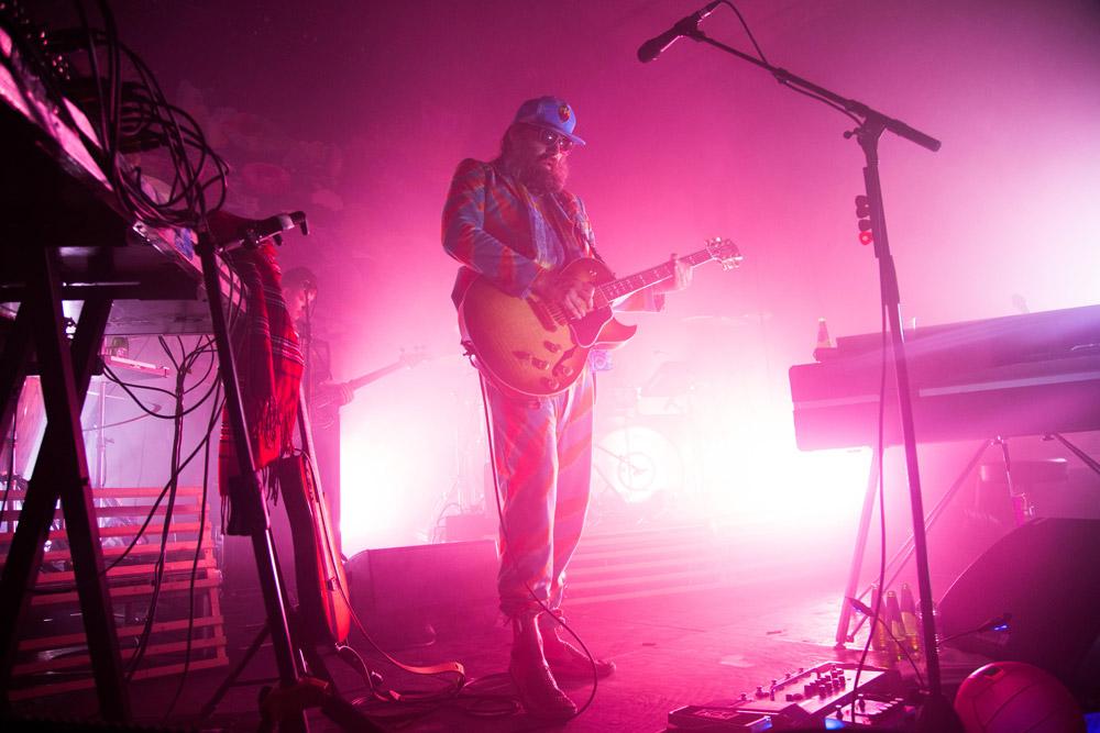 Sebastien Tellier @ Village Underground, London 04/11/14