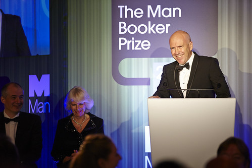 Richard Flanagan winner speech 1 - credit Janie Airey