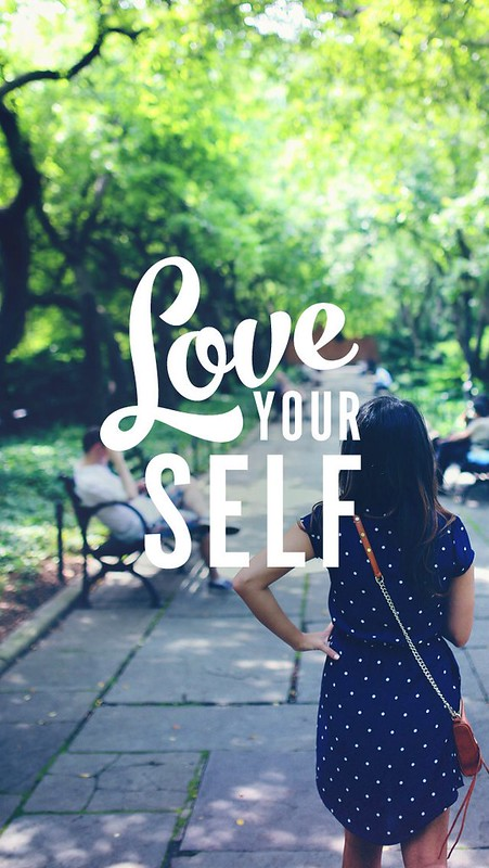 LOVE YOUR SELF.